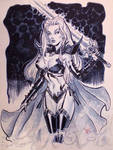 Lady Death Phoenix Comic Con