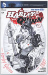Harley1887 cover commission
