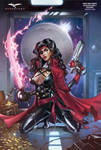 Black Sable Zenescope cover and 25% off comics !