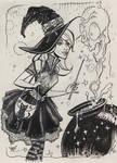Witchy...it's Inkvember!