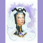 Storm Watercolor