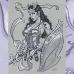 amazon warrior