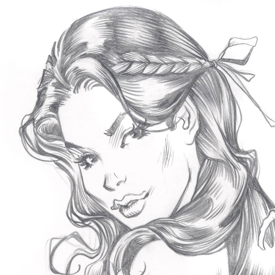 Hairstyle by MichaelDooney