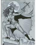 Huntress commish