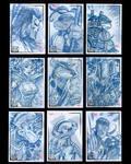 tmnt sketchcards