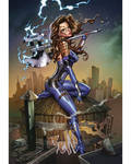 Zenescope cover
