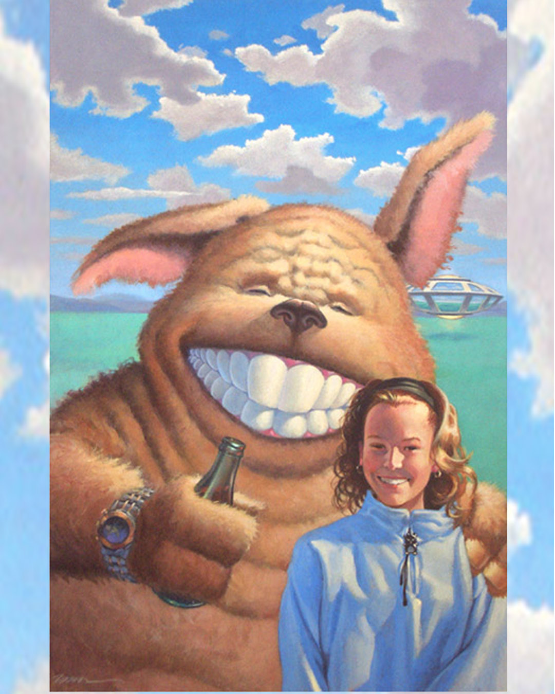 kind of a bunny