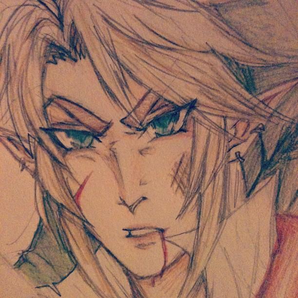 Hylia's Chosen Hero by Euruka