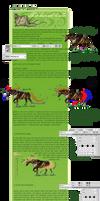 Mane and Tail tutorial english