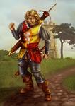 DSA Character - Rondra Knight