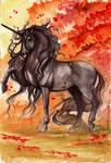 101K Kiriban Prize for Blood-Huntress by Darya87
