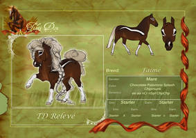 TD - MARE - 1603 Releve by Darya87
