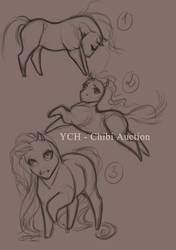 YCH - Chibi - Auction CLOSED