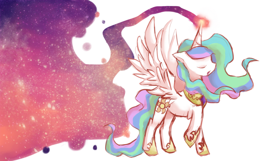 Celestial by cheerubi
