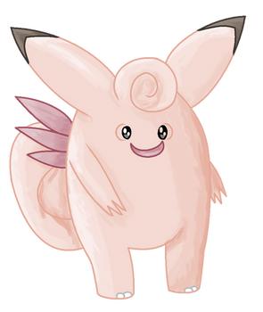 Clefable Gen1 Collab