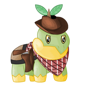Turtwig Secret Santa