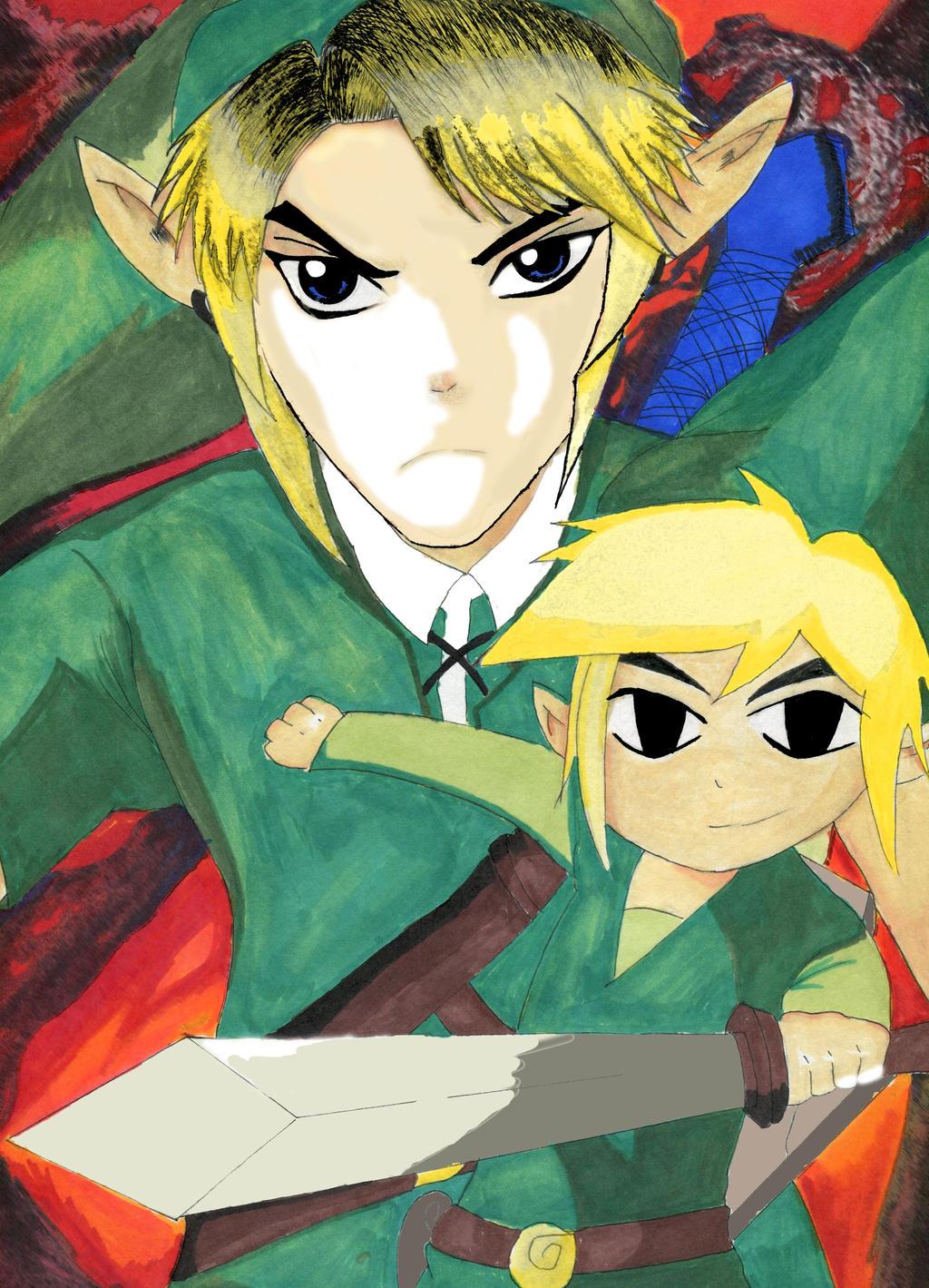 Link by Inkris