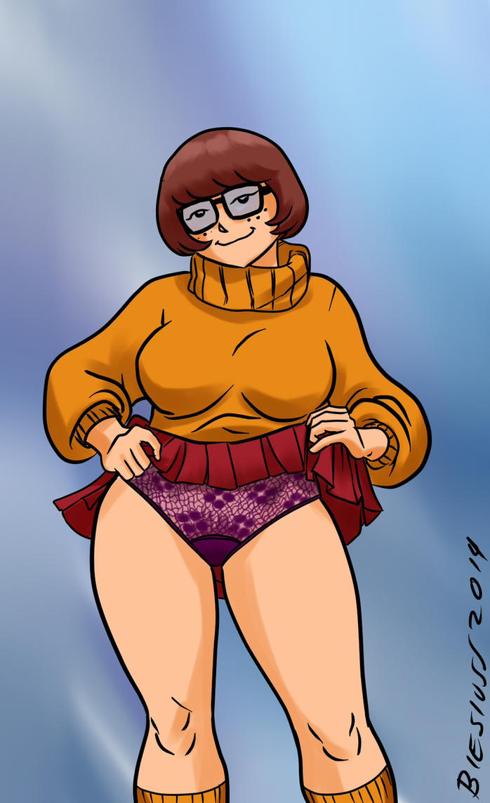 Velma lead us to her mistery by biesiuss
