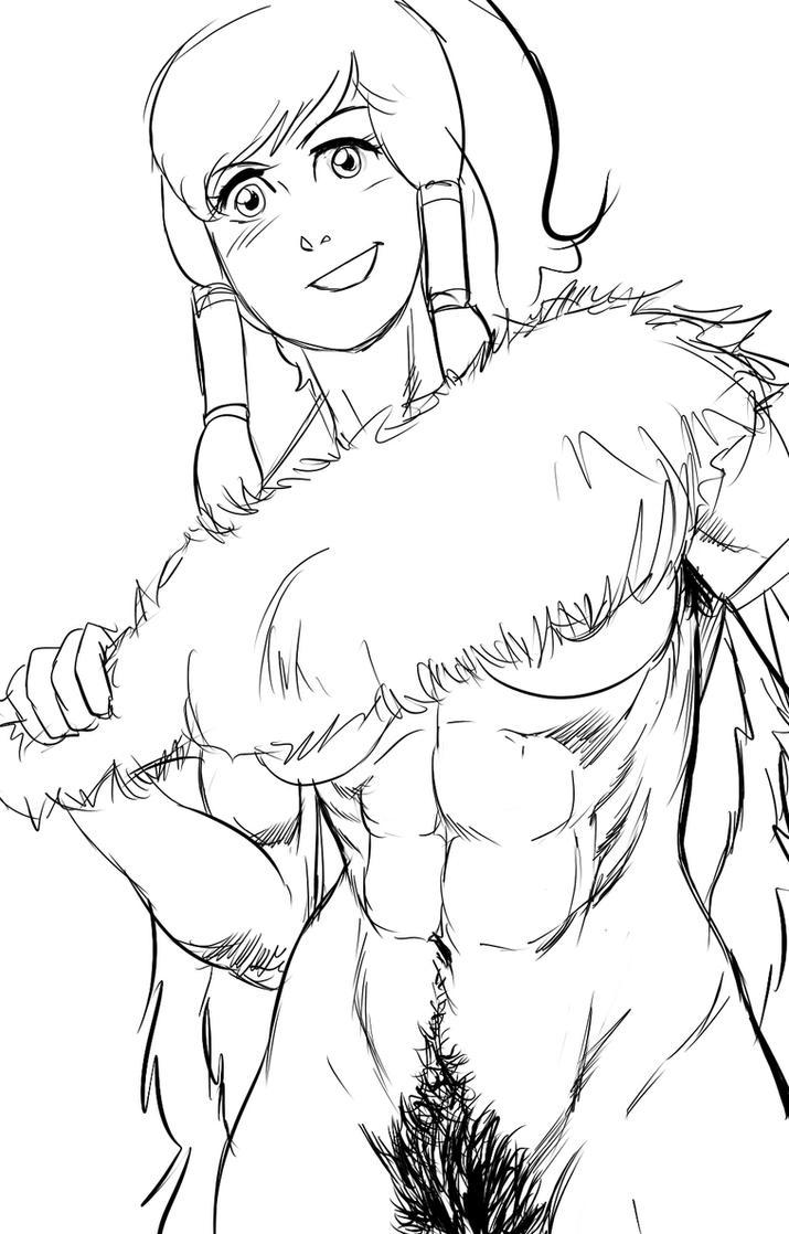 Korra Furs by biesiuss