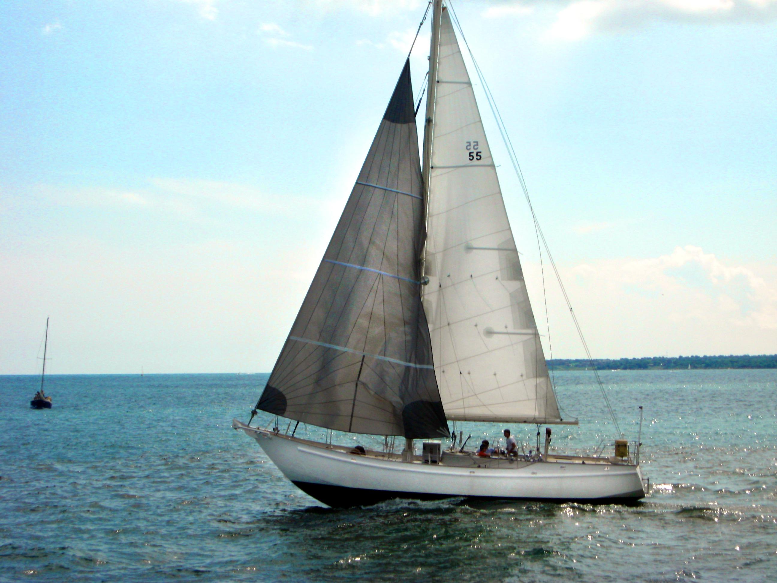 Sail Boat 4 by Jinz-stock