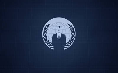 Anonymous Blueprint Wallpaper