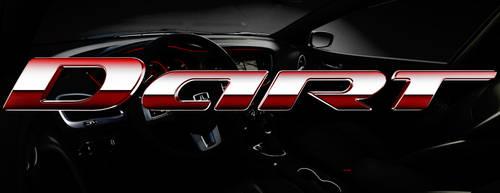 Dodge Dart interior 2