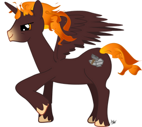 Heffy, Alicorn of Crafting