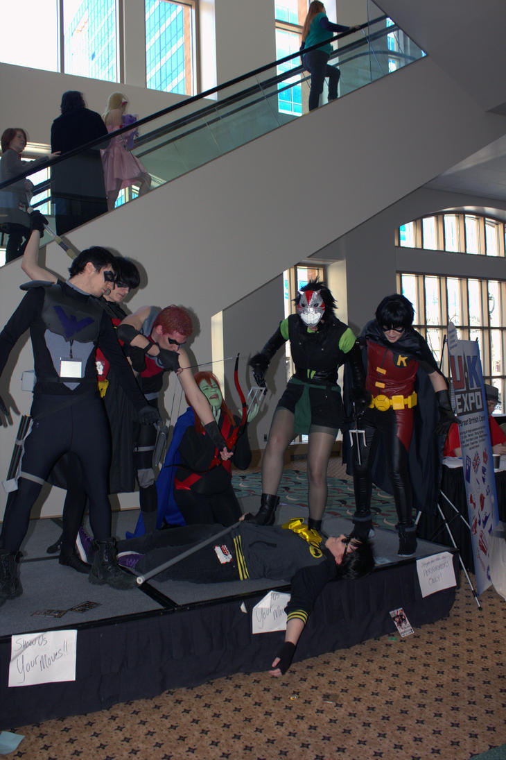 Young Justice 2 by SupMissTasty