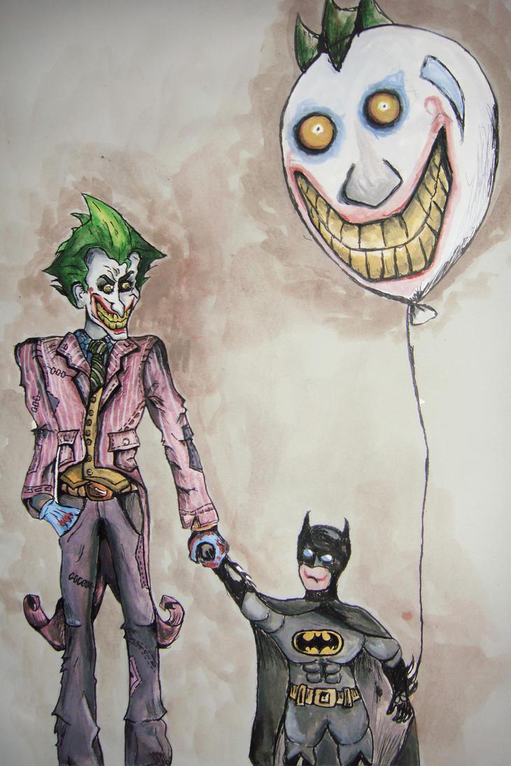 The Joker by guit-ar-tist