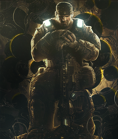 Gears of War by J-Zino