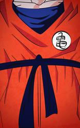 Goku by J-Zino