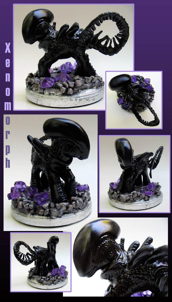My Little Xenomorph: Dark Star by eruna