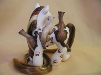 Pony Ride, the ferret pony NDS