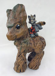 Groot and Rocket MLP
