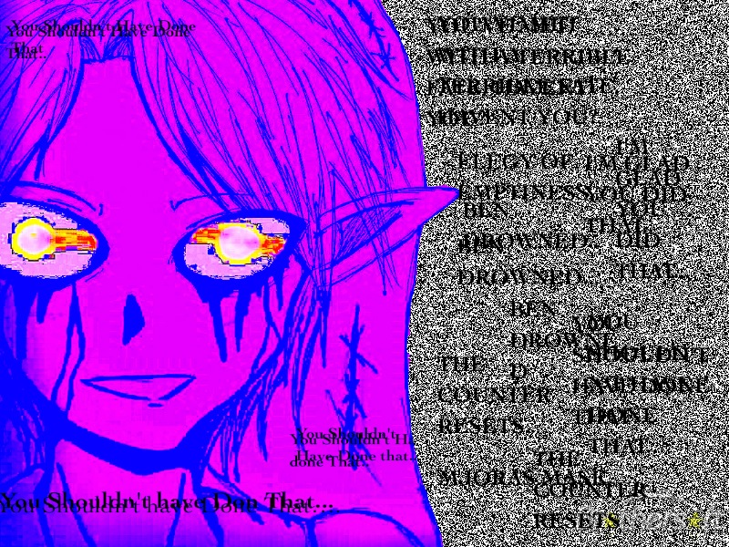 Ben drowned x reader ben drowned glitch by