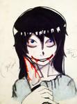 Jeff the Killer::Nightly Sketch::