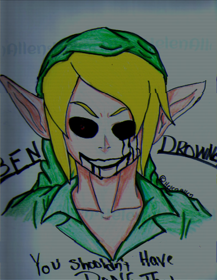 BEN DROWNED by hetaliagirl101