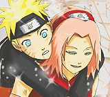 Icon NaruSaku by Minni-Alice