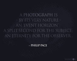 Personal Quote by PhilipPace