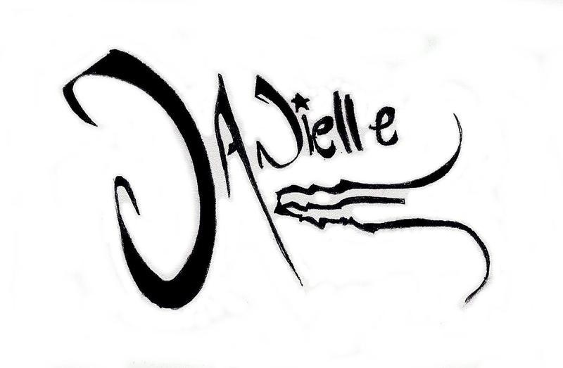danielle name design by crimsonavengerv2 on deviantart. Black Bedroom Furniture Sets. Home Design Ideas