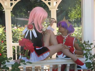 Lovestruck Roses by Sundari-chan