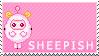 Sheepish by untalkative-weirdo