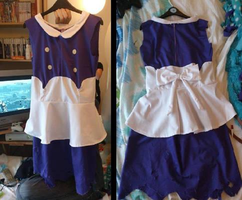 BioShock: Little Sister Dress WIP