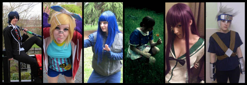 Cosplays of 2013