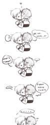 [OCs] Too Cute by banANNUmon