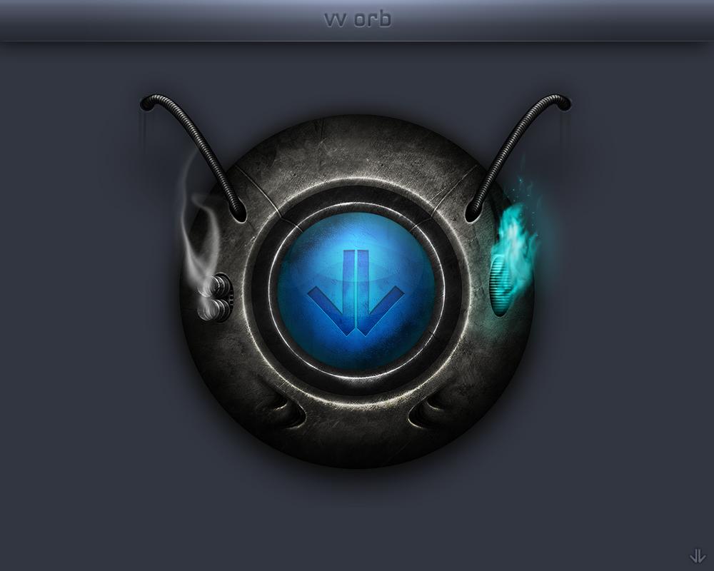 VV Interface Orb by 4rg0n