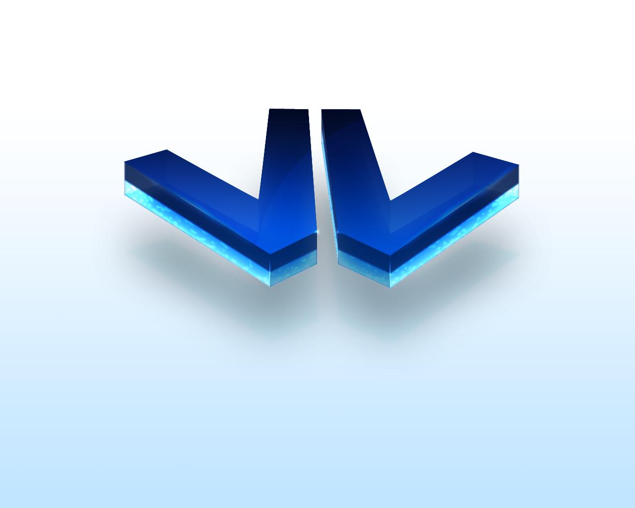 VV 3D Logo .WIP.