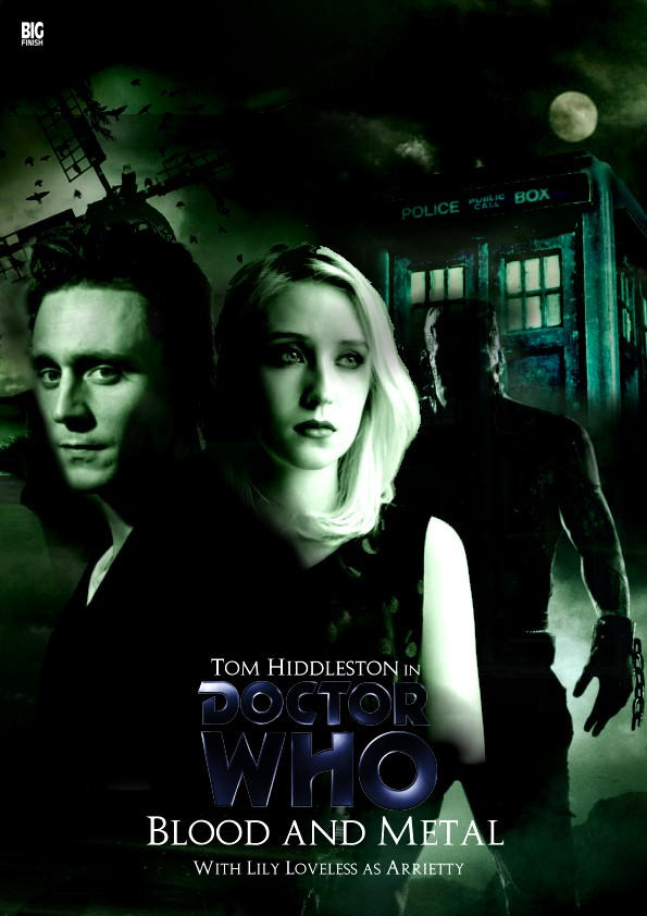 Doctor Who - Blood and Metal