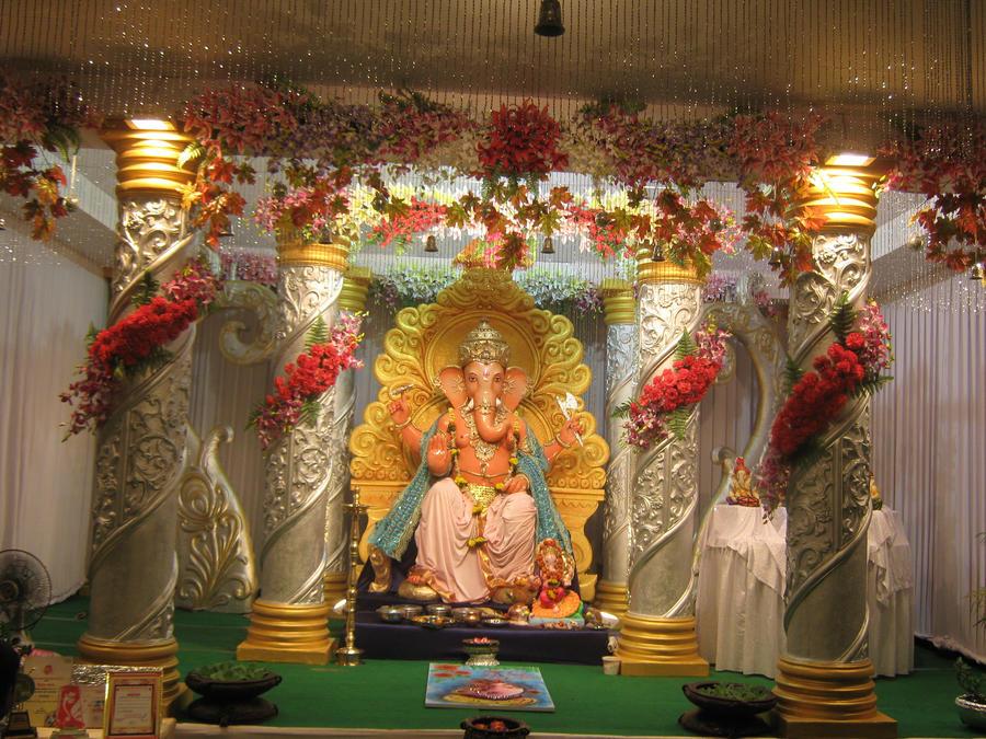 Ganesh Utsav 2011 by KOOLKUL Ganesh