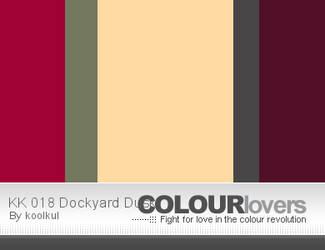 KK 018 Dockyard Dusk by KOOLKUL